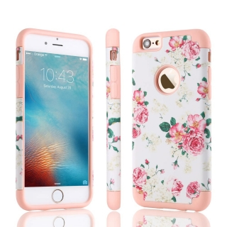 Hybridní ROSES PROOF pouzdro na APPLE iPhone 6 / 6S (4.7)