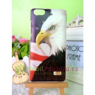 BACKCASE pouzdro na HONOR 4C - vzor USA EAGLE