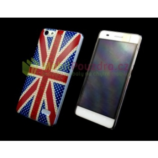 BACKCASE pouzdro na HONOR 4C - vzor LOVE UK