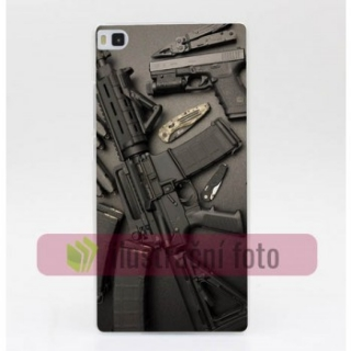 BACKCASE pouzdro / obal / kryt na SAMSUNG G950 Galaxy S8 - vzor GUN COLLECTION