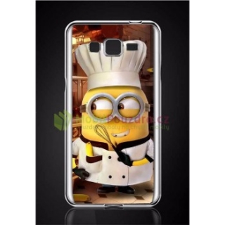 BACKCASE pouzdro na SAMSUNG A500F Galaxy A5 - vzor COOKING MONSTER