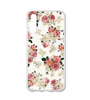 BACKCASE pouzdro / obal / kryt na ASUS ZenFone 2 ZE500CL  - vzor ENGLISH ROSES